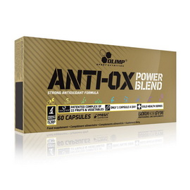 Anti-OX Power Blend (60 caps)