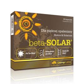 Beta Solar (30 caps)