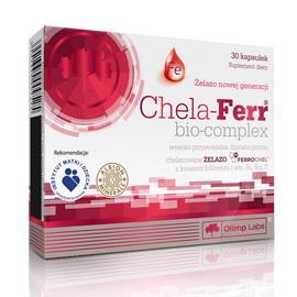 Chela-Ferr bio complex (30 caps)