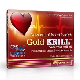 Gold Krill (30 caps)