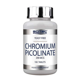 Chromium Picolinate (100 tabl.)