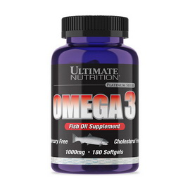 Omega 3 (180 softgels)