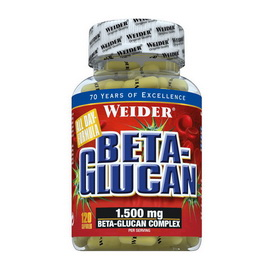 Beta-Glucan (120 caps)