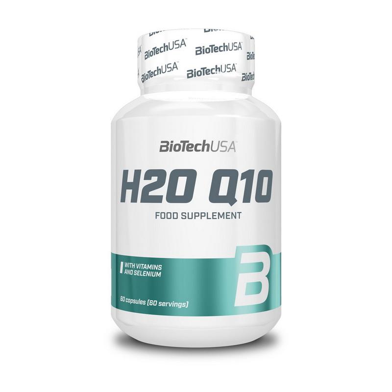 H2O Q10 (60 caps)