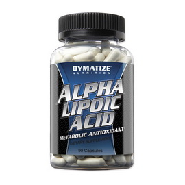 Alpha Lipoic Acid (90 caps)