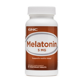 MELATONIN 5 (60 caps)