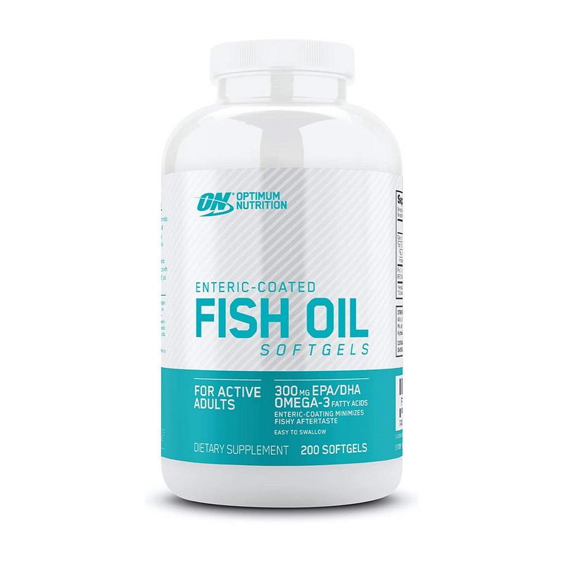 ON FISH OIL (200 caps)