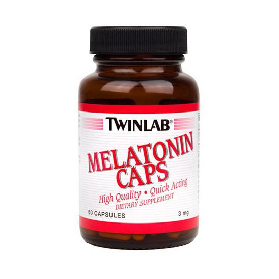 Melatonin (3 mg) (60 caps)