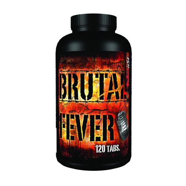 BRUTAL Fever (120 tabs)