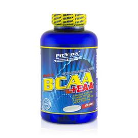 Amino BCAA Stak + EAA (120tab)