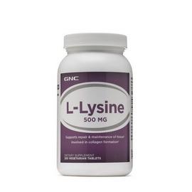 L-Lysine 500 mg (250 veg tabs)