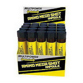 Pro Amino Mega Shot (20 x 25 ml)