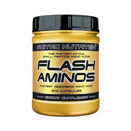 Flash Amino Peptides (200 caps)