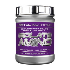 Isolate Amino (250 caps)