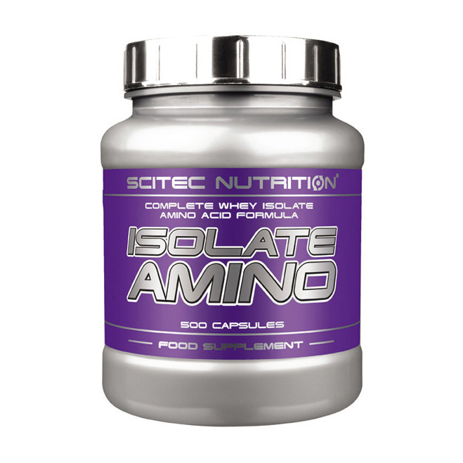 Isolate Amino (500 caps)
