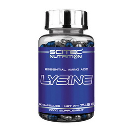 Lysine (90 caps)