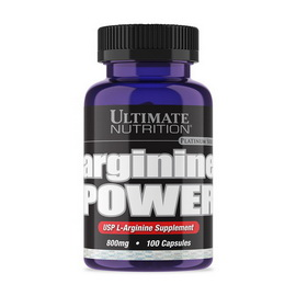 Arginine power (100 caps)