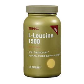 L-LEUCINE (120 caps)