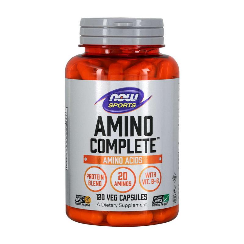 AMINO COMPLETE (120 caps)