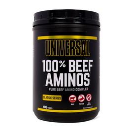 100% Beef Aminos (400 tab)