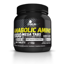 Anabolic Amino 9000 Mega Tabs (300 tabs)