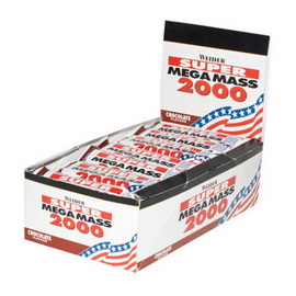 Mega Mass Bar (24 x 60 g)