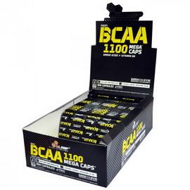 BCAA Mega Caps blister (30 caps)