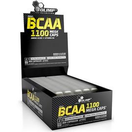 BCAA Mega Caps blister (30x30 caps)