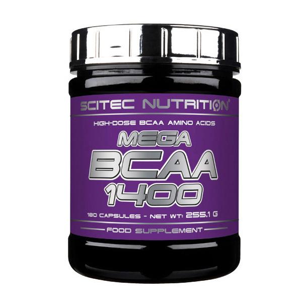 MEGA BCAA 1400 (180 caps)