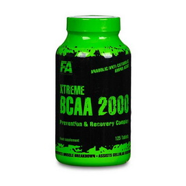 Xtreme BCAA 2000 (125 tab)
