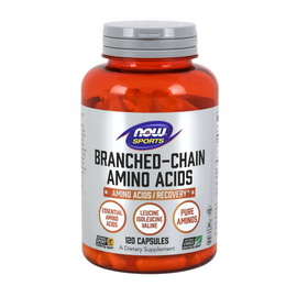 Branched Chain Amino Acids (120 caps)