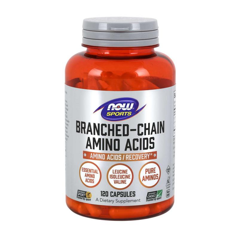 BRANCH-CHAIN AMINO (120 caps)