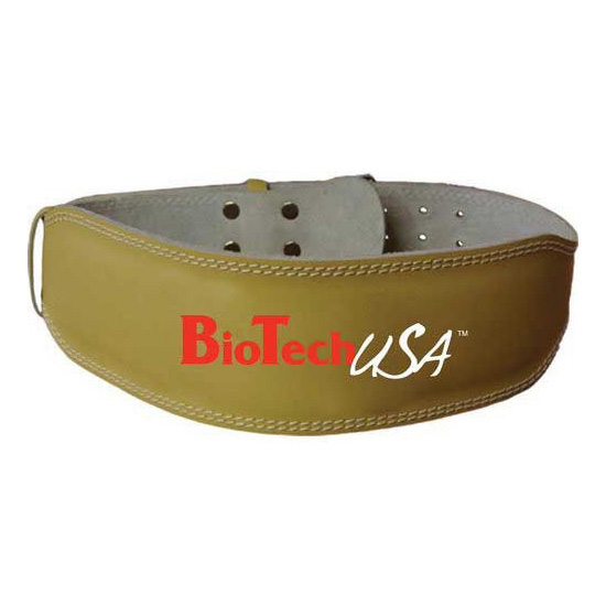 Belt, split, natural (L, M, S, XL)