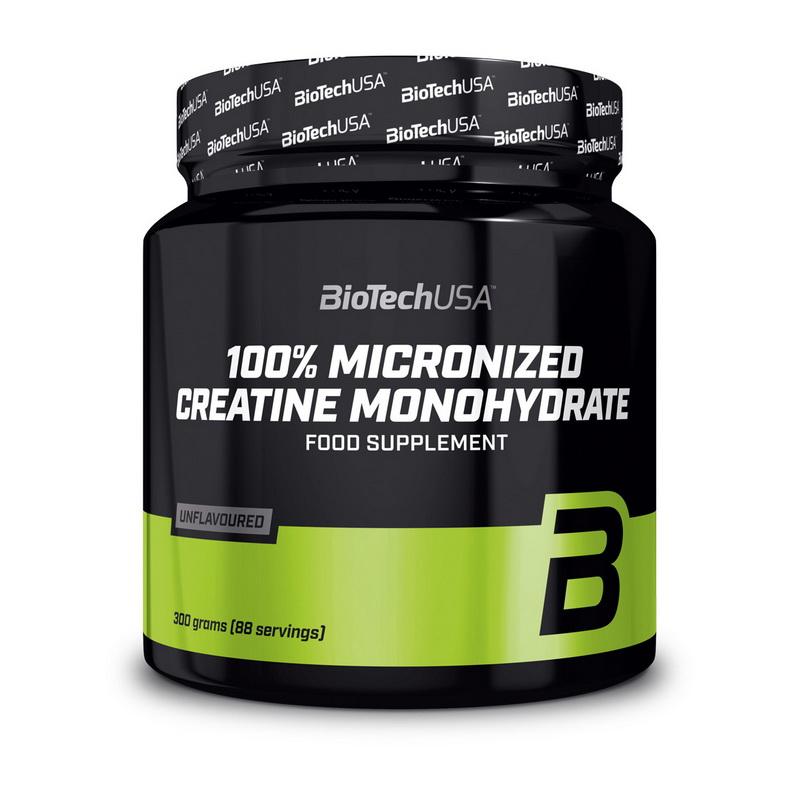 100% Creatine Mono. (300 g)