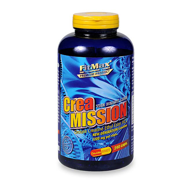 Crea Mission (240 caps)