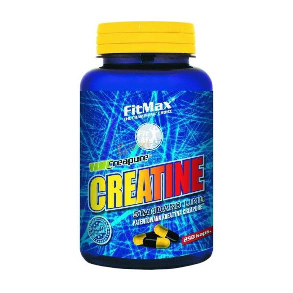 Creatine Creapure (250 caps)