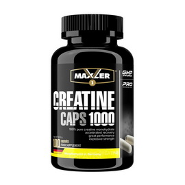 Creatine CAPS 1000 (100caps/can)