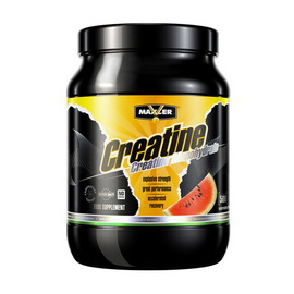 CREATINE with flavour (500g can)