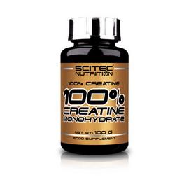100% Pure Creatine Monohydrate (100 g)