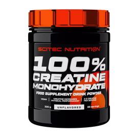 100% Pure Creatine Monohydrate (300 g)