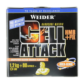 Cell Attack (1,2 kg+90 caps)