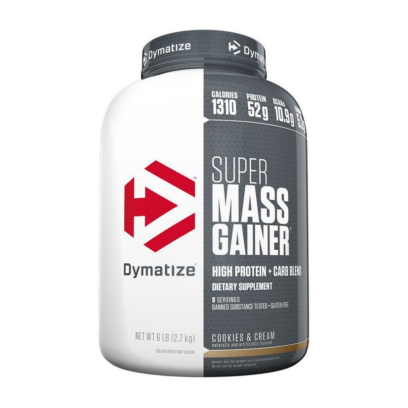 Super Mass Gainer (2,7 kg)