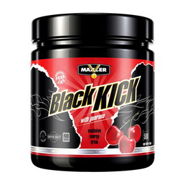 Black Kick Sour Cherry (500g / can)