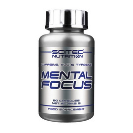 Mental Focus (90 caps)