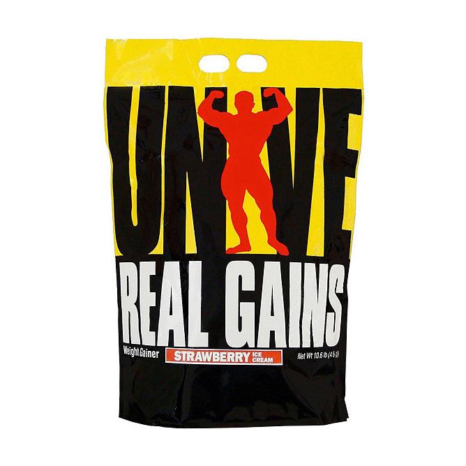 REAL GAINS (4.8 kg)