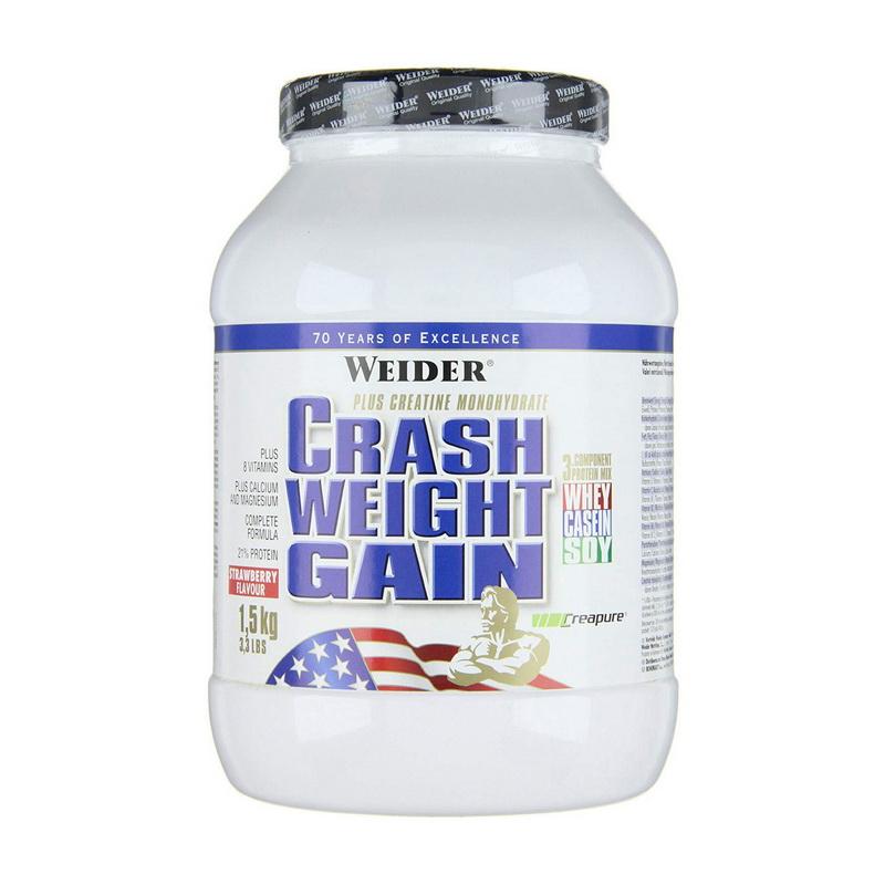 Crash Weight Gain (1,5 kg)