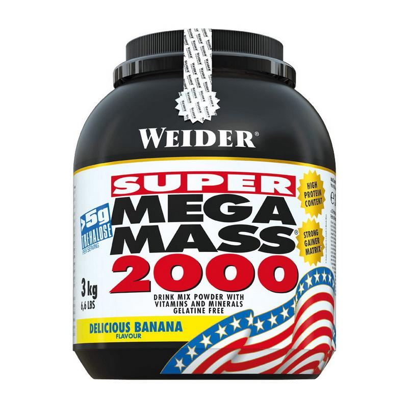 Mega Mass 2000 (3,0kg)