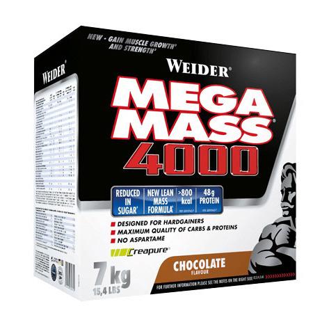 Mega Mass 4000 (7,0 kg)