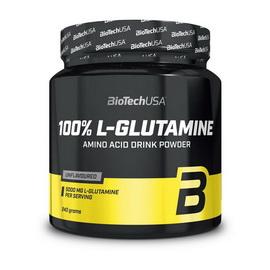 100% L-Glutamine (240 g)