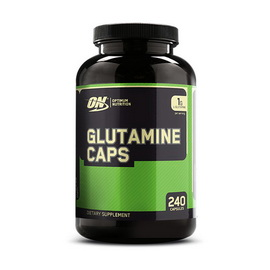 Glutamine Caps 1000 mg (240 caps)